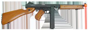 Thompson M1A1 Airsoft Submachine Guns