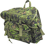 Canadian Army Style Rucksacks