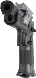 Tanfoglio steel BB airguns with blowback